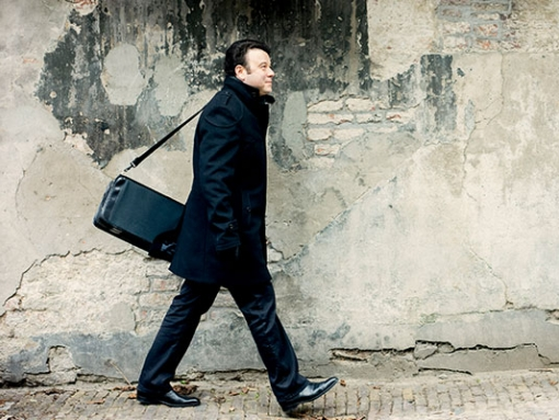 Acclaimed Violinist Vadim Gluzman Comes Home