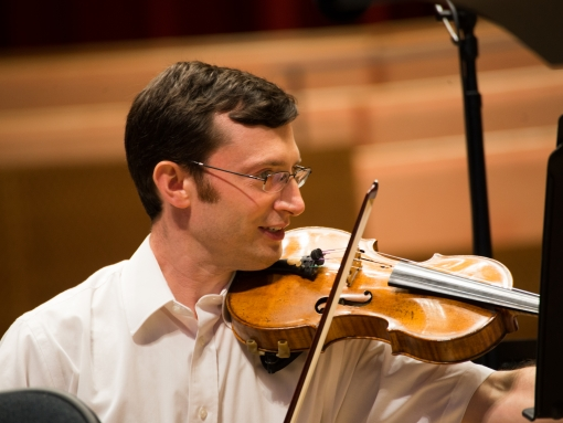 Concertmaster Jeremy Black's Top Picks for Summer